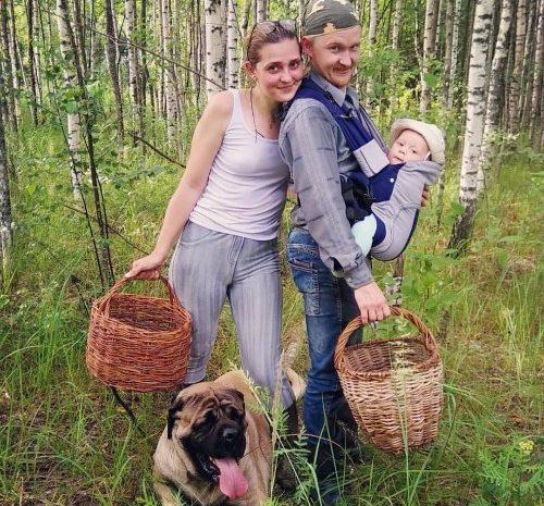 Страшилки для мам и лесной поход